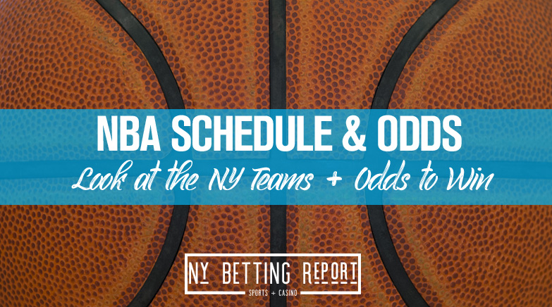 nba schedule odds