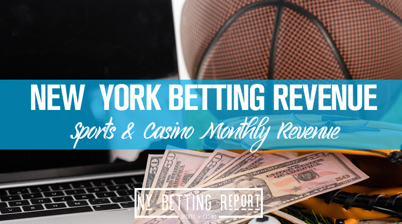 New York Betting Revenue: Sports Betting & Casino