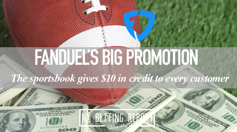 FanDuel is Offering Every User $10 With the Return of Sports