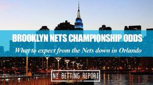 Nets Odds nba championship