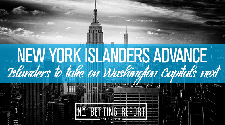 Islanders Move on in the NHL Playoffs