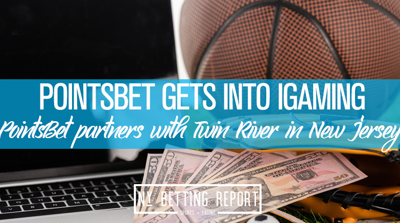 PointsBet Partners with Twins River
