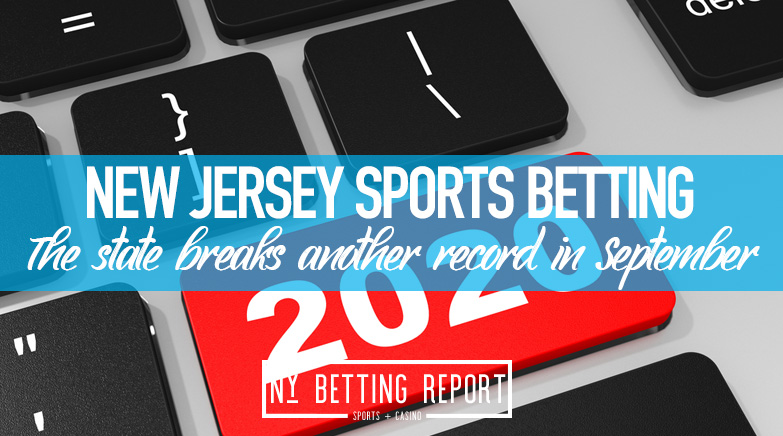 New Jersey Sees Betting Handle Hit $748 Million in September