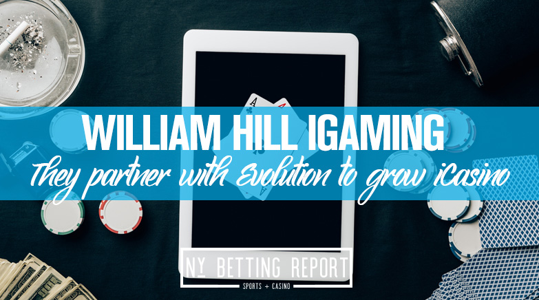 William Hill Adds Live Dealer to New Jersey Online Casino