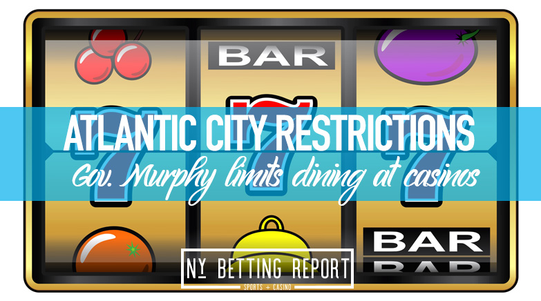 Atlantic City Sees COVID Restrictions Intensify
