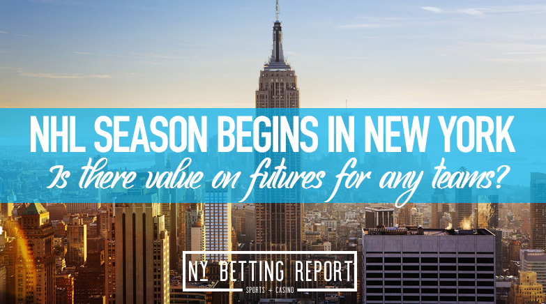 The NHL Season Begins: Is There Any Value in Futures for New York Teams?