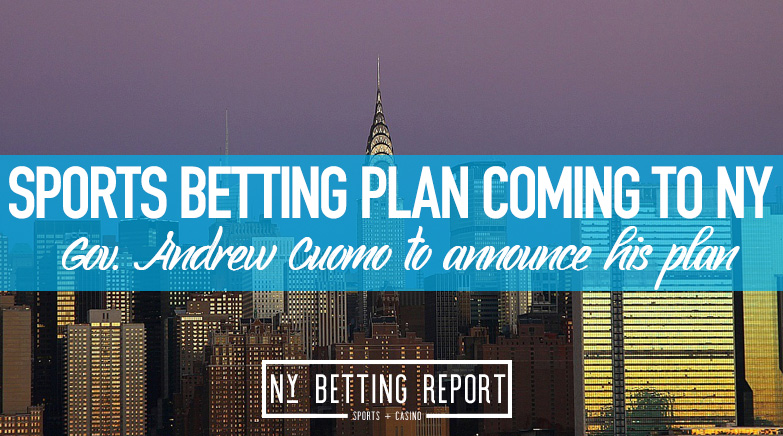 Gov. Andrew Cuomo Still Weighing Mobile Sports Betting Options