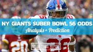Giants Odds SB