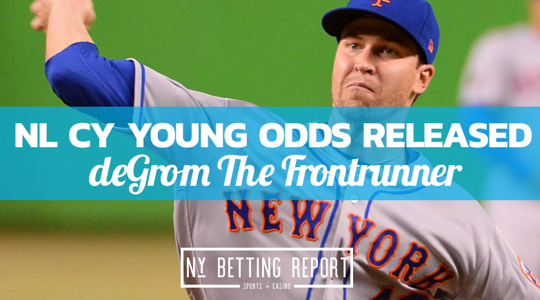 deGrom Cy Young Oddspng
