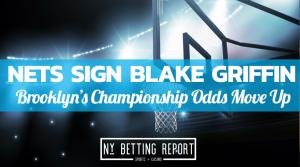 Blake Griffin Odds