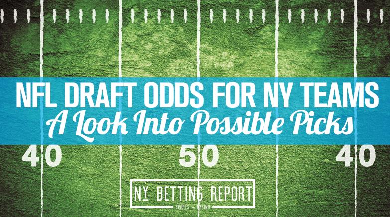 NY Draft Odds