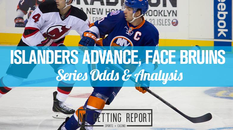 New York Islanders Vs. Boston Bruins Series Odds