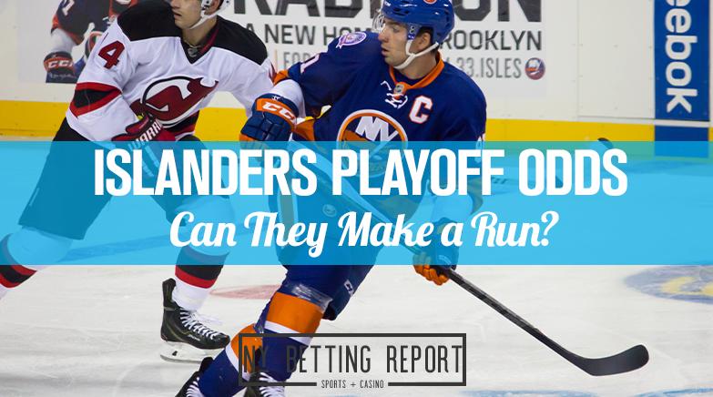 Islanders Odds